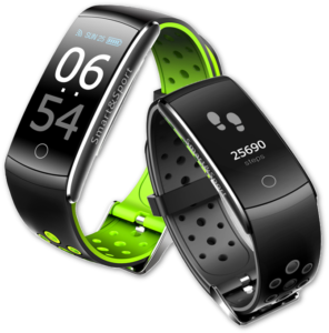 fitness tracker smart sport watch