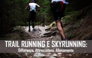 trail running e skyrunning