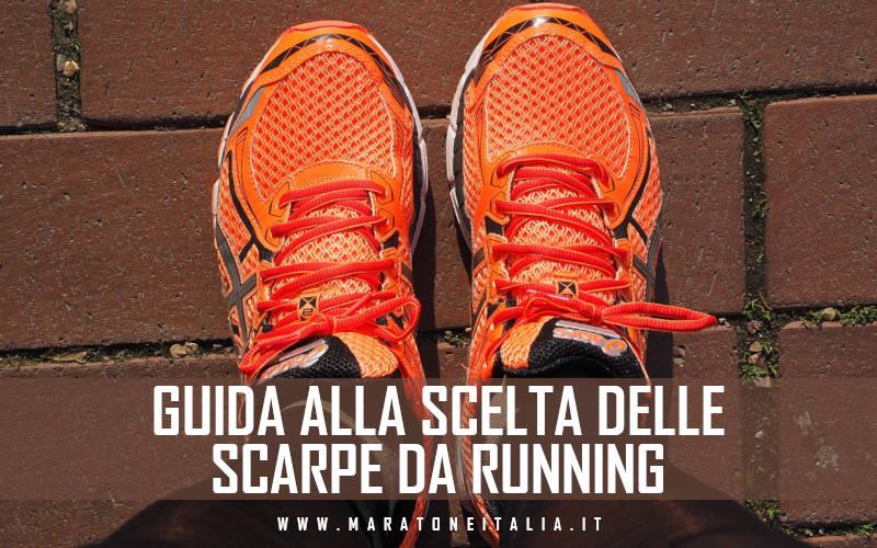 Guida alla scelta delle Scarpe da Running