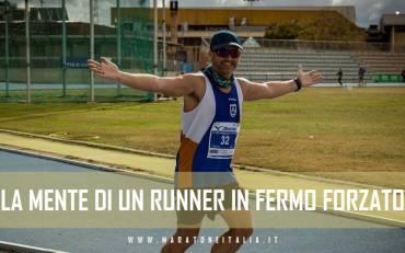 La mente di un runner in fermo forzato