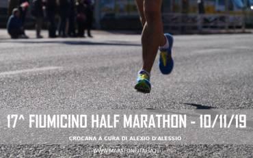 17^ Fiumicino Half Marathon – Fiumicino (RM) – 10/11/19