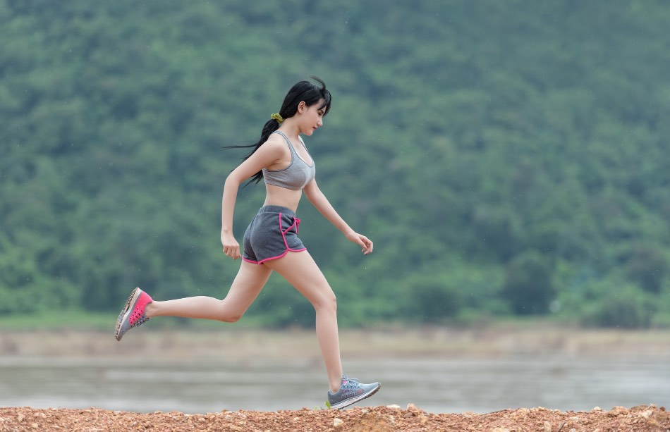 differenza tra trekking e running